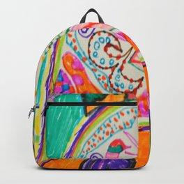 Pop Up Art Backpack
