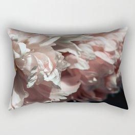 Pink Peony #3 Rectangular Pillow