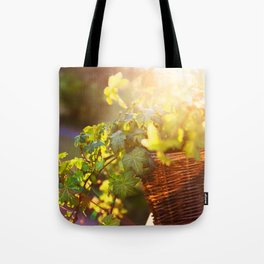 THOSE SUMMER EVENINGS Tote Bag