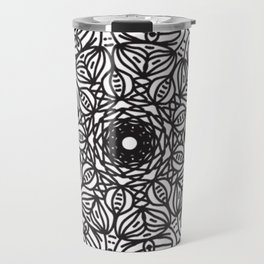 Spiral hand made 2 Travel Mug