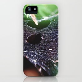 Holes In The Hammock iPhone Case