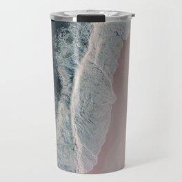 Sands of Cameo Pink Travel Mug