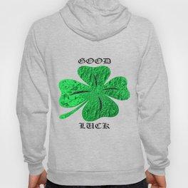 Four Leaf Clover Hoody
