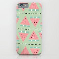 watermelon repeat iPhone 6s Slim Case