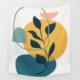 Abstract Modern Art 16 Wall Tapestry