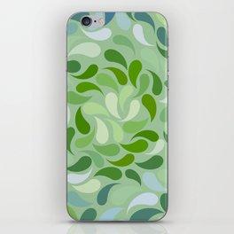 Petal Burst #31 iPhone Skin