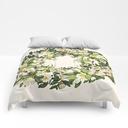 The flavour of Spring Floral Comforters