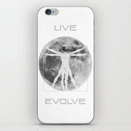 Live Evolve iPhone Skin