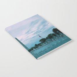 Washington Monument Notebook