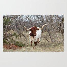 Longhorn Cattle Rug