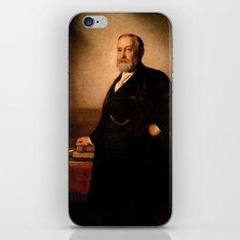 President Benjamin Harrison iPhone Skin