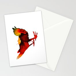 Morning song Stationery Cards