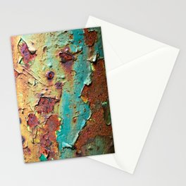 'Rust' Stationery Cards