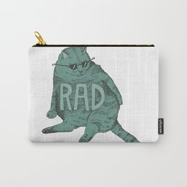 Rad Cat Carry-All Pouch
