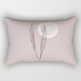 aquí y ahora Rectangular Pillow