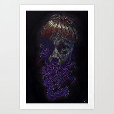 Corinne2, Infestation Art Print