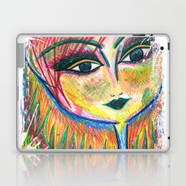 In the Midst of Our Lives, We Must Find the Magic that Makes our Souls Roar Laptop & iPad Skin