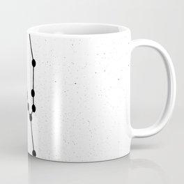 TAURUS (WHITE & BLACK) Coffee Mug