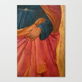 A hand of the Medici Canvas Print