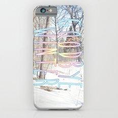 Goodbye Winter iPhone 6s Slim Case