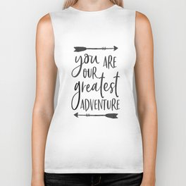 "Printable Art "" You Are Our Greatest Adventure"" Nursery Art Nursery Prints Nursery Print Biker Tank"