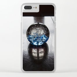 orb Clear iPhone Case
