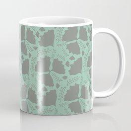 Butterflies? flowers? or maybe a strange pattern? Coffee Mug