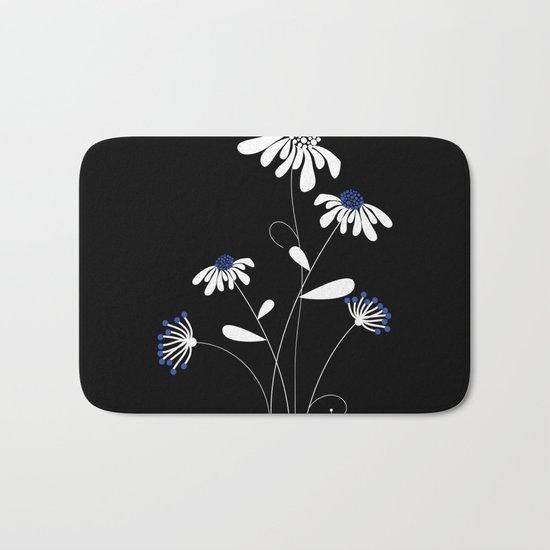 flower..1 Bath Mat
