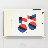 yolo iPad Cases featuring Yolo by Wharton