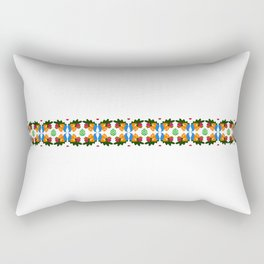 Squirrel pattern Rectangular Pillow
