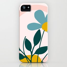 Nature Geometry 05 iPhone Case