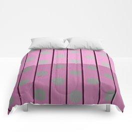 polka Comforters