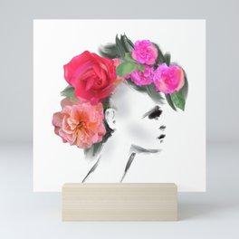 Belle Mohican Mini Art Print