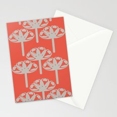 Abstract Gerbra Stationery Cards