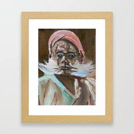 Mameluk Framed Art Print