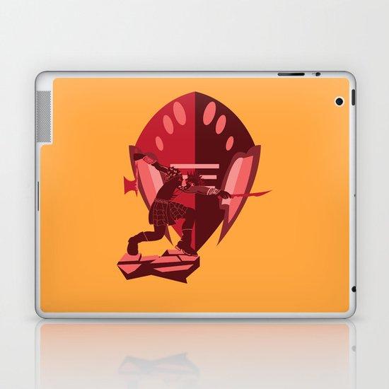Armour Laptop & iPad Skin