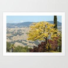 Tree-View Art Print