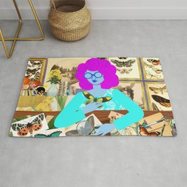 Insect Room Rug