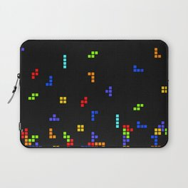 Tetris Time Laptop Sleeve