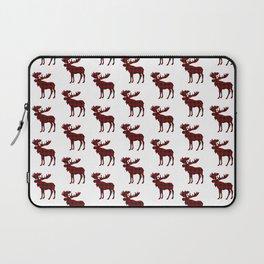 Buffalo Check Moose Laptop Sleeve