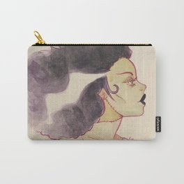 Queen Monster Carry-All Pouch