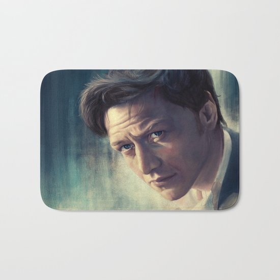 The Coffee Stain - James McAvoy Bath Mat