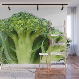 Broccoli Wall Mural