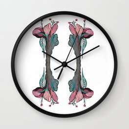 The Beaty of the weird Wall Clock