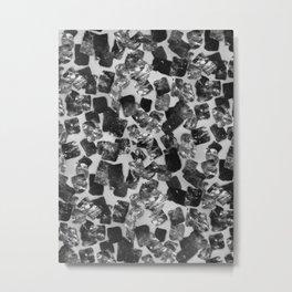 tear down (monochrome series) Metal Print