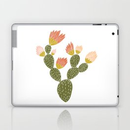 Flowering Cactus Laptop & iPad Skin
