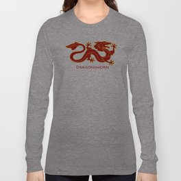 Dragonsworn (Color) Long Sleeve T-shirt