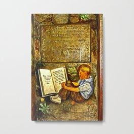 The Coit Memorial Tower Metal Print