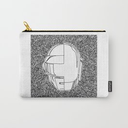 DP RAM abstract line art by melisssne Carry-All Pouch