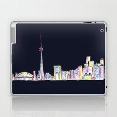 Toronto - Midnight Version Laptop & iPad Skin